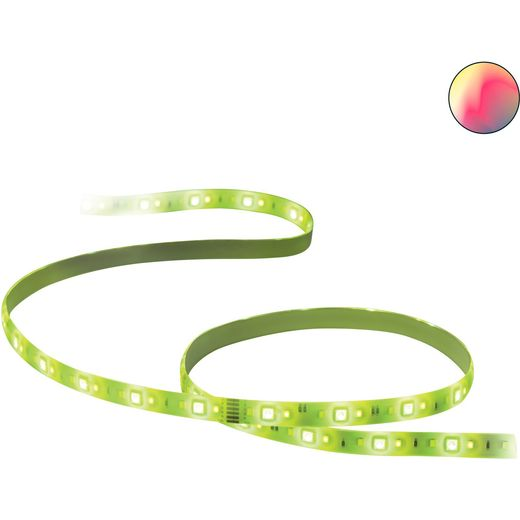 WiZ White and Colour Light strip - 2m
