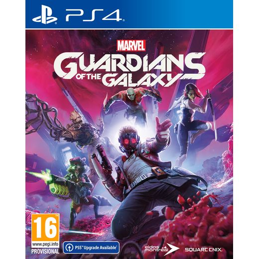 Marvel's Guardians Of The Galaxy for PlayStation 4