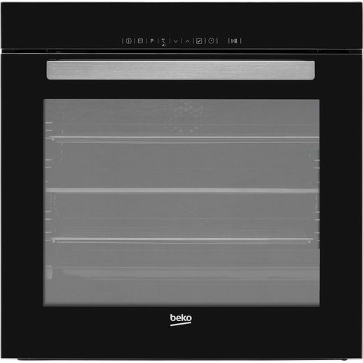 Beko Split&Cook BVM34400BC Built In Electric Single Oven - Black - A Rated