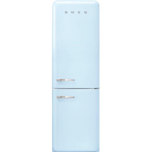 Smeg Right Hand Hinge FAB32RPB5UK Fridge Freezer - Pastel Blue