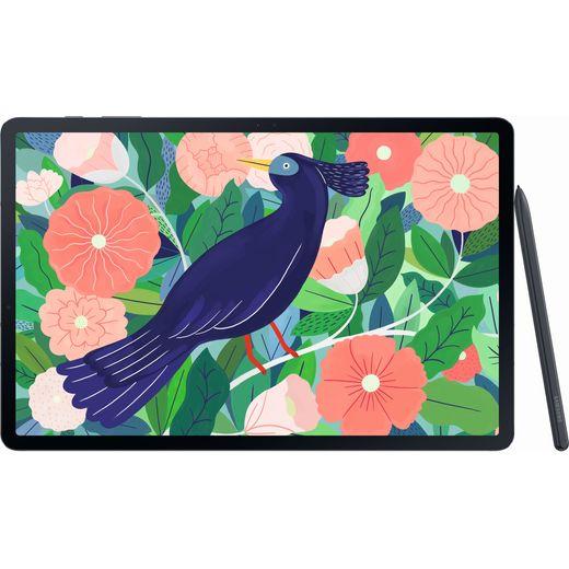 """Samsung Galaxy Tab S7+ 12.4"""" 256GB Tablet - Black"""