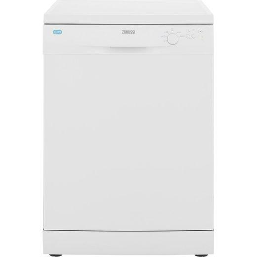 Zanussi ZDF22002WA Standard Dishwasher - White - A+ Rated