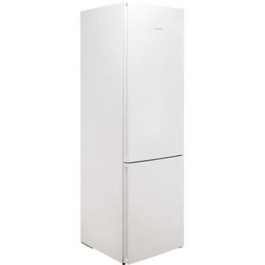 Bosch Serie 4 KGN39VWEAG 70/30 Frost Free Fridge Freezer - White - E Rated