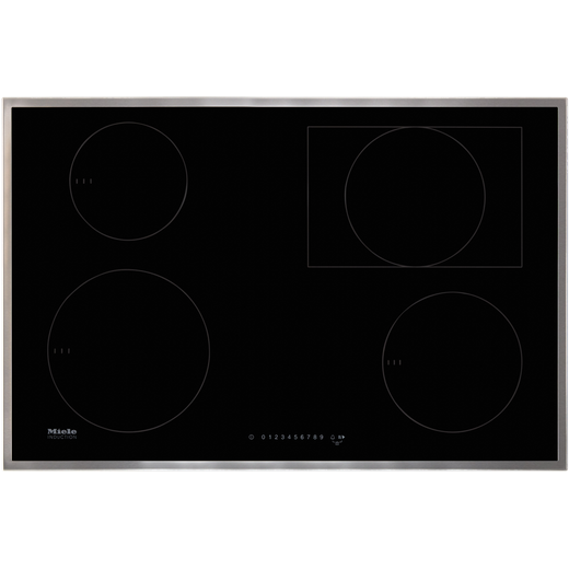 Miele KM7210FR Built In Induction Hob - Black