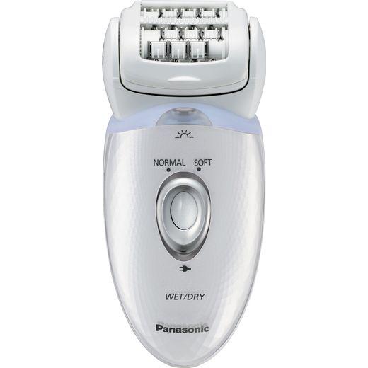 Panasonic Wet & Dry 4-in-1 ES-ED53-W511 Epilator White