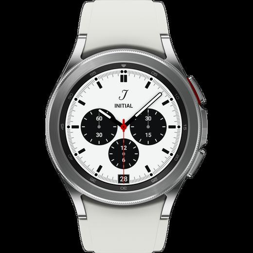 Samsung Galaxy Watch4 Classic, GPS + Cellular - 42mm - Silver