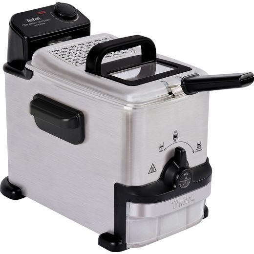 Tefal Oleoclean Compact FR701640 Fryer - Silver