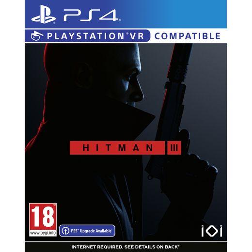 Hitman III for PlayStation 4