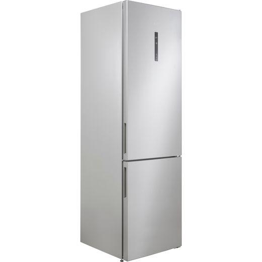 AEG RCB736E5MX Fridge Freezer - Silver