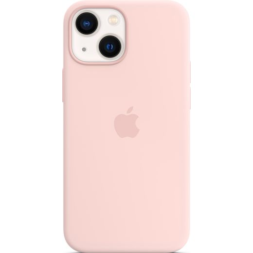 Apple Silicone Case for iPhone 13 Mini - Pink