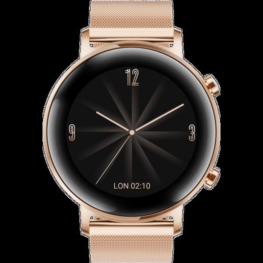 HUAWEI GT2 Smart Watch - Refined Gold