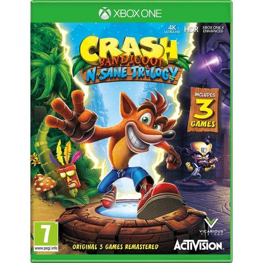 Crash Bandicoot N-Sane Trilogy for Xbox