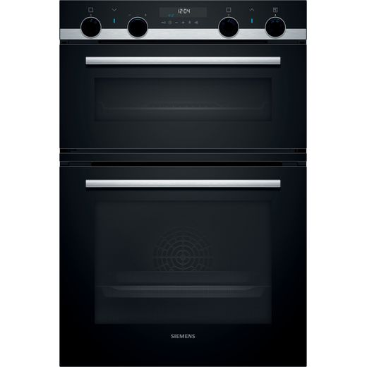 Siemens IQ-500 MB578G5S6B Built In Electric Double Oven - Stainless Steel - A/B Rated