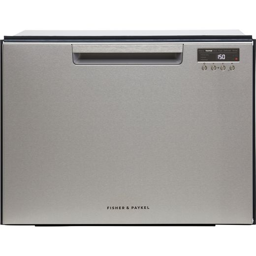 Fisher & Paykel DishDrawer™ DD60SCTHX9 Fully Integrated Standard Dishwasher - Stainless Steel Control Panel with Fixed Door Fixing Kit - F Rated