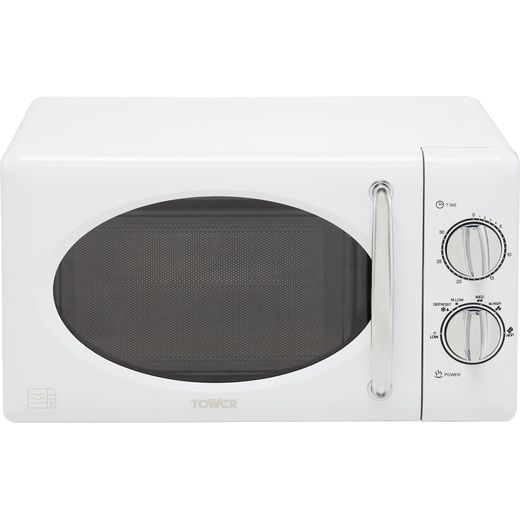 Tower T24017 20 Litre Microwave - White