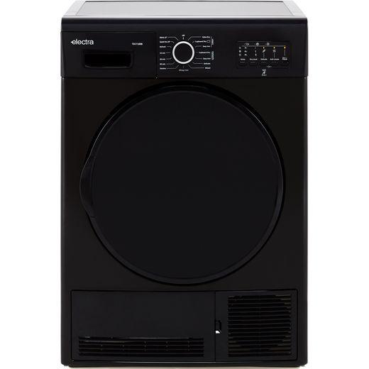 Electra TDC7100B 7Kg Condenser Tumble Dryer - Black