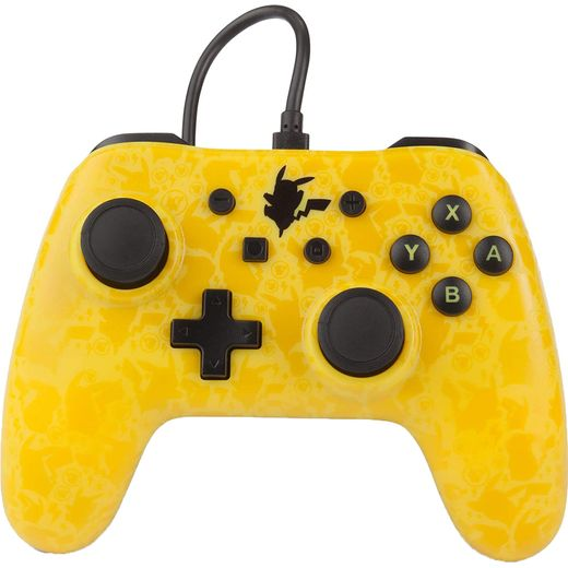 PowerA Pikachu - Yellow