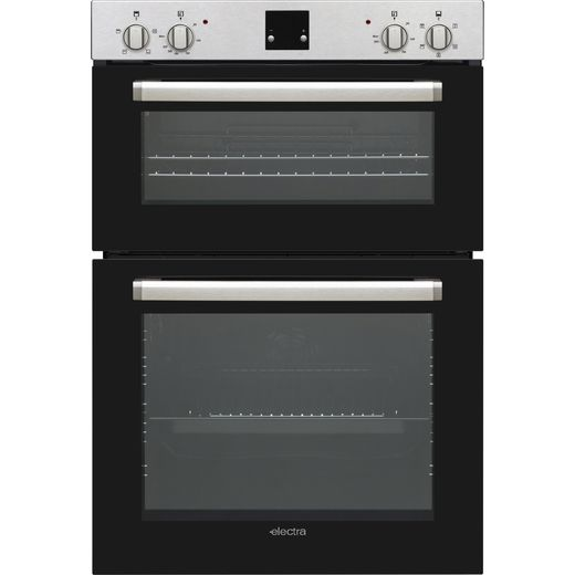 Electra BID7537SS Built In Electric Double Oven - Stainless Steel - A/A Rated