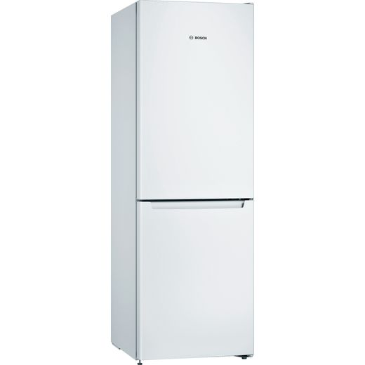 Bosch Serie 2 KGN33NWEAG 60/40 Frost Free Fridge Freezer - White - E Rated