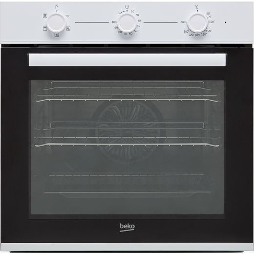 Beko AeroPerfect™ RecycledNet™ BBIF22100W Built In Electric Single Oven - White - A Rated