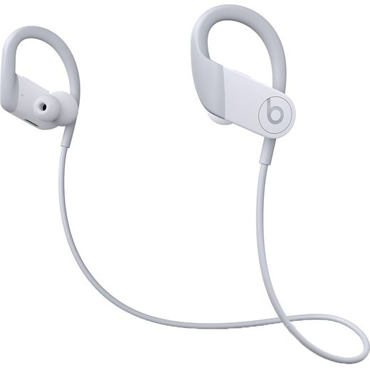 Beats Powerbeats In-Ear Water Resistant Wireless Bluetooth Headphones - White