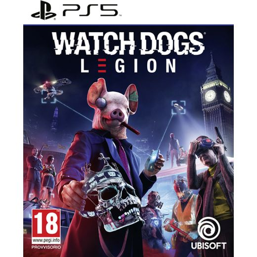 Watch Dogs: Legion for PlayStation 5