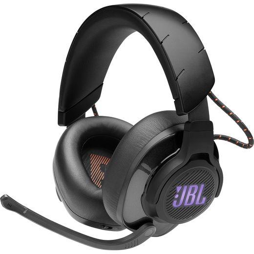JBL Wireless Quantum 600 Gaming Headset - Black