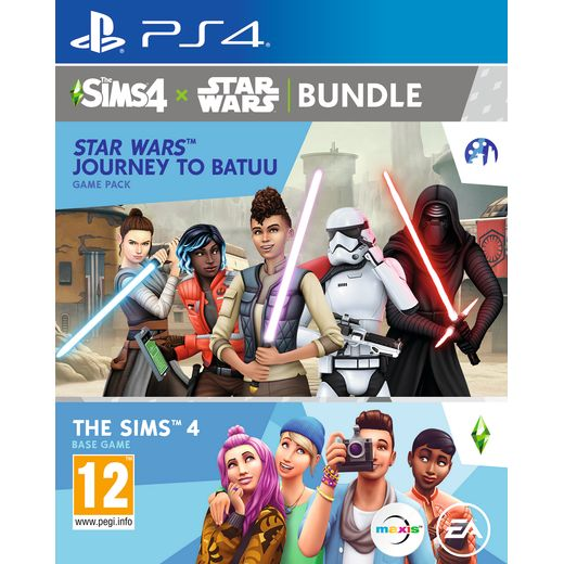The Sims 4 Star Wars: Journey To Batuu Bundle for Sony PlayStation