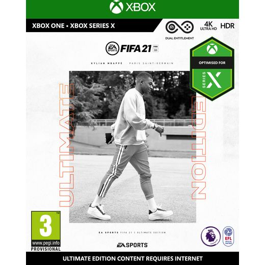 FIFA 21 Ultimate Edition for Xbox