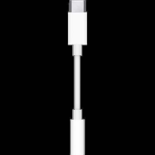 Apple USB-C to 3.5 mm Headphone Jack Adapter - White