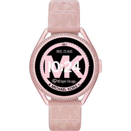 Michael Kors Gen 5E MKGO Smart Watch - Pink