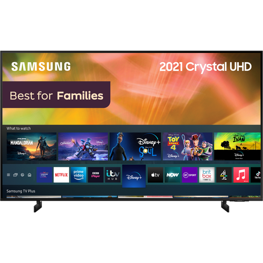 "Samsung UE70AU8000 70"" Smart 4K Ultra HD TV"