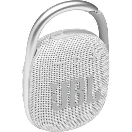 JBL CLIP 4 Clip 4 Wireless Speaker - White