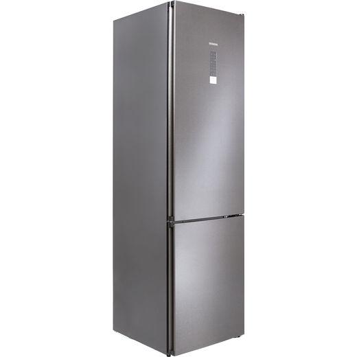 Siemens IQ-300 KG36NXX3AG 60/40 Frost Free Fridge Freezer - Black Steel - A++ Rated
