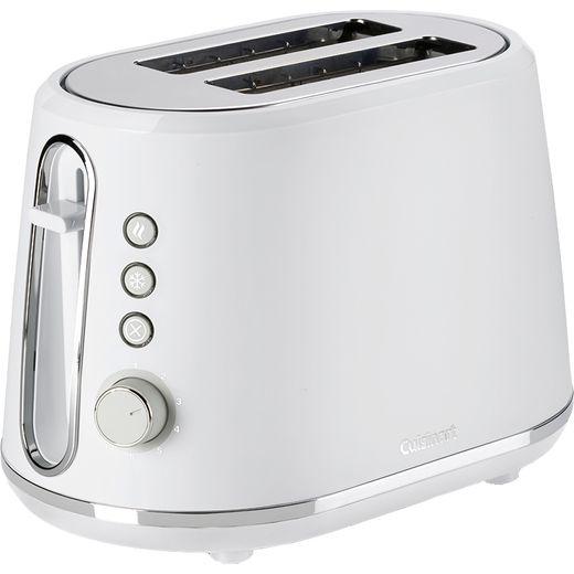 Cuisinart Neutrals CPT780WU 2 Slice Toaster - Pebble
