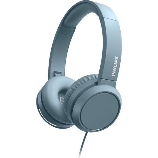 Philips On-Ear Headphones - Blue