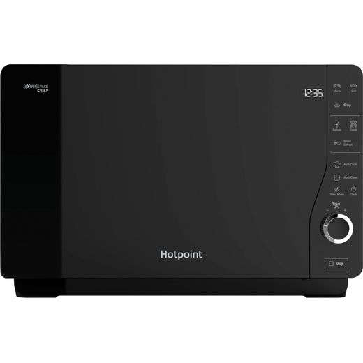 Hotpoint EXTRASPACE MWH26321MB Microwave - Black