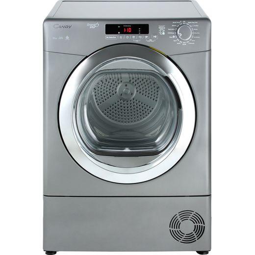 Candy Grand'O Vita GVSC10DCGR 10Kg Condenser Tumble Dryer - Graphite - B Rated
