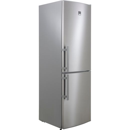 Zanussi ZRB34426XV 50/50 Frost Free Fridge Freezer - Stainless Steel - A++ Rated