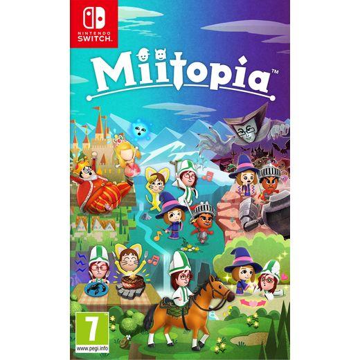Miitopia for Nintendo Switch