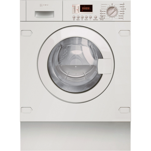 NEFF V6320X2GB Integrated 7Kg / 4Kg Washer Dryer with 1355 rpm - White - E Rated