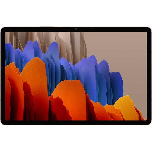 "Samsung Galaxy Tab S7 11"" 128GB Tablet - Mystic Bronze"