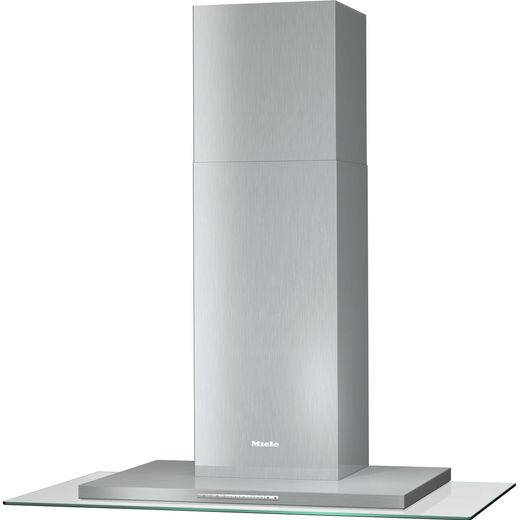 Miele DA5798W Wifi Connected Chimney Cooker Hood - Clean Steel - A++ Rated