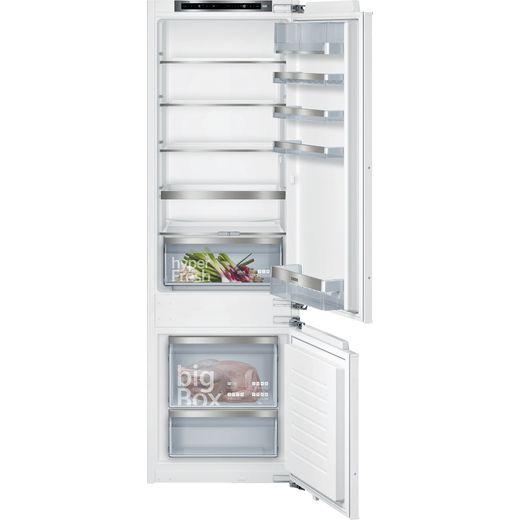 Siemens IQ-500 KI87SAFE0G Integrated 70/30 Fridge Freezer with Fixed Door Fixing Kit - White - E Rated