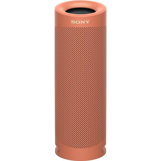 Sony SRS-XB23 Wireless Speaker - Red