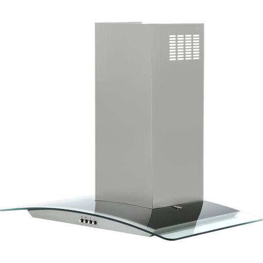 Beko HCG71320X 70 cm Chimney Cooker Hood - Stainless Steel - E Rated