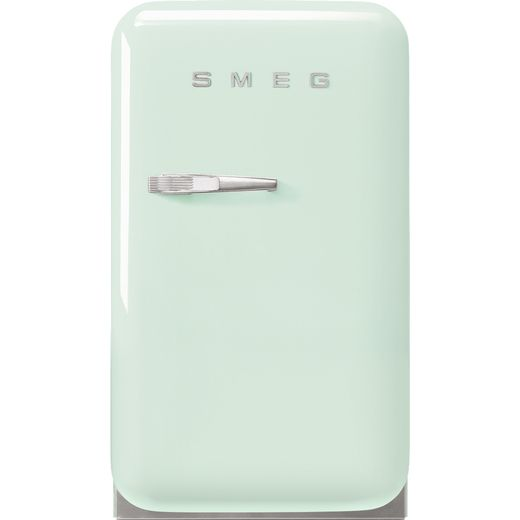 Smeg Right Hand Hinge FAB5RPG5 Fridge - Pastel Green - D Rated