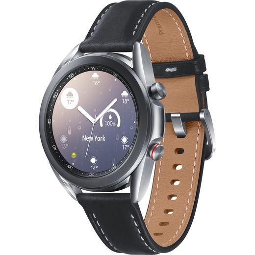 Samsung Galaxy Watch3, GPS + Cellular - 41mm - Silver