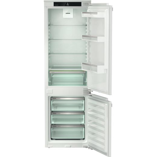 Liebherr ICe5103 Integrated Fridge Freezer with Fixed Door Fixing Kit - White - E Rated