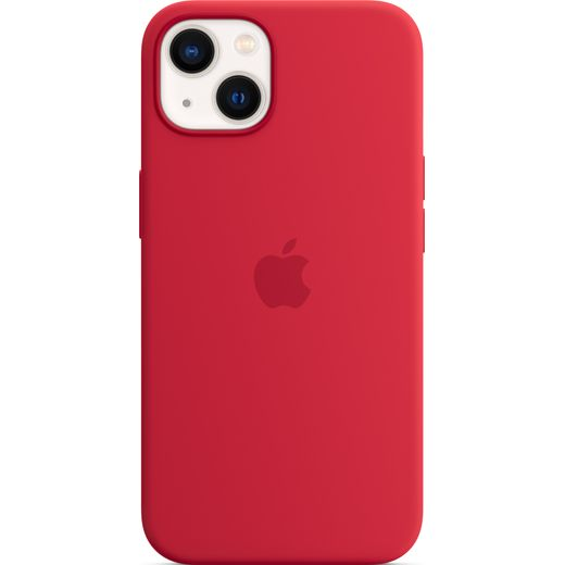 Apple Silicone Case for iPhone 13 - (PRODUCT) RED